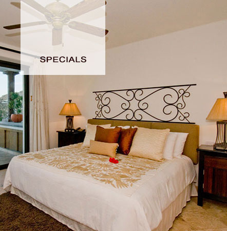 Specials Villas in Cabo San Lucas